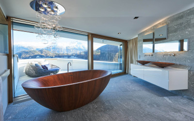 Penthouse in St. Moritz