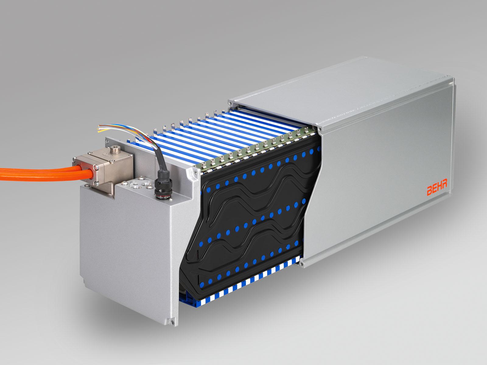 0038 - Behr: Coole Kühler für Motoren