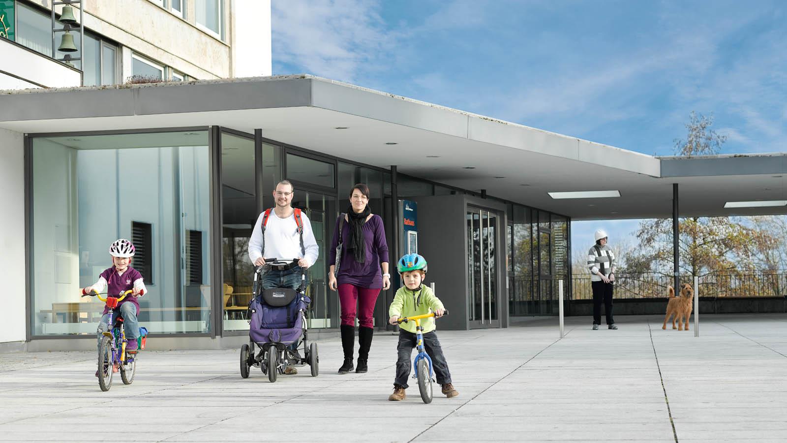 Buerger - Stadt Waiblingen: Junge Stadt in alten Mauern