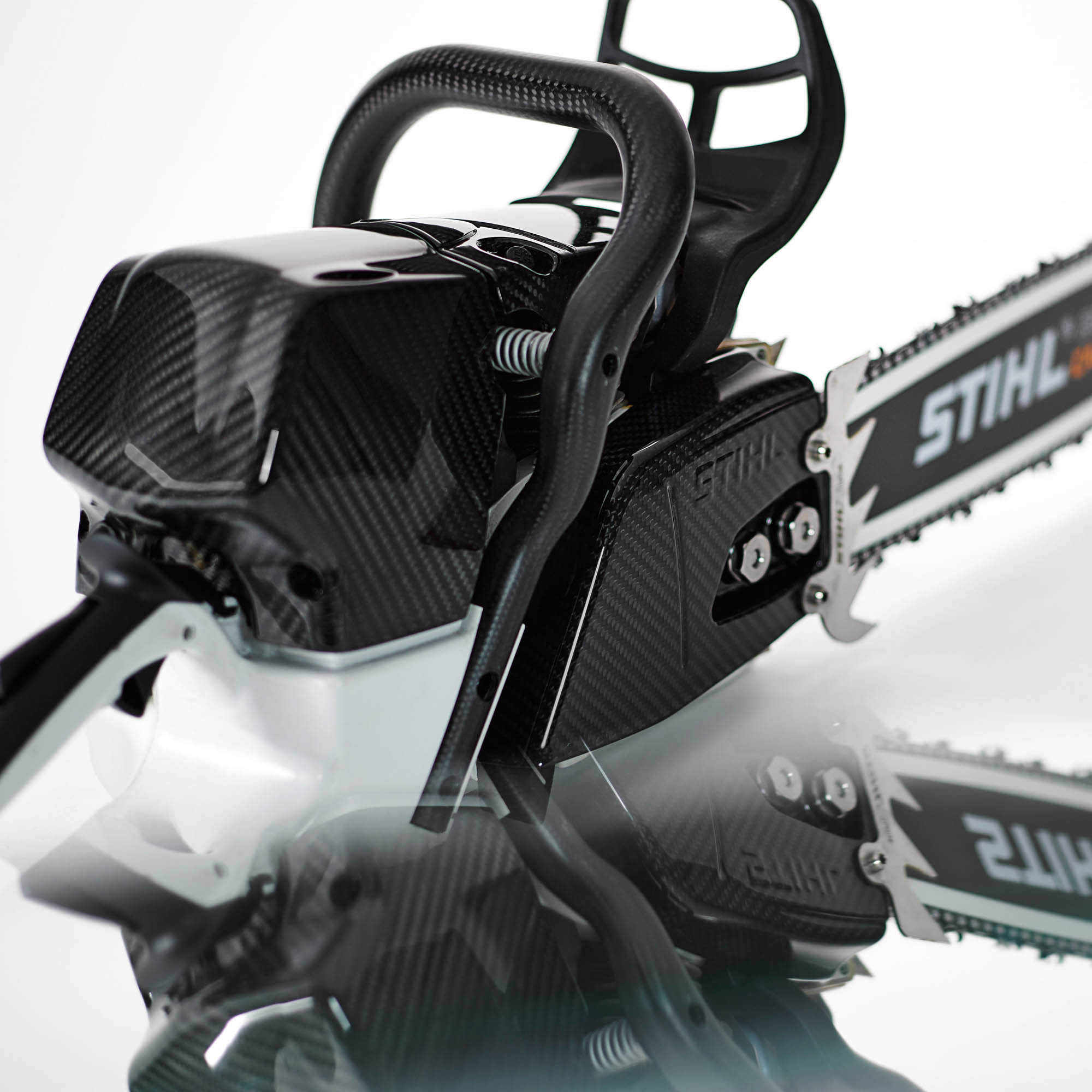 Carbon 2991 - Stihl: Dokumentation innovativer Produktentwicklungen