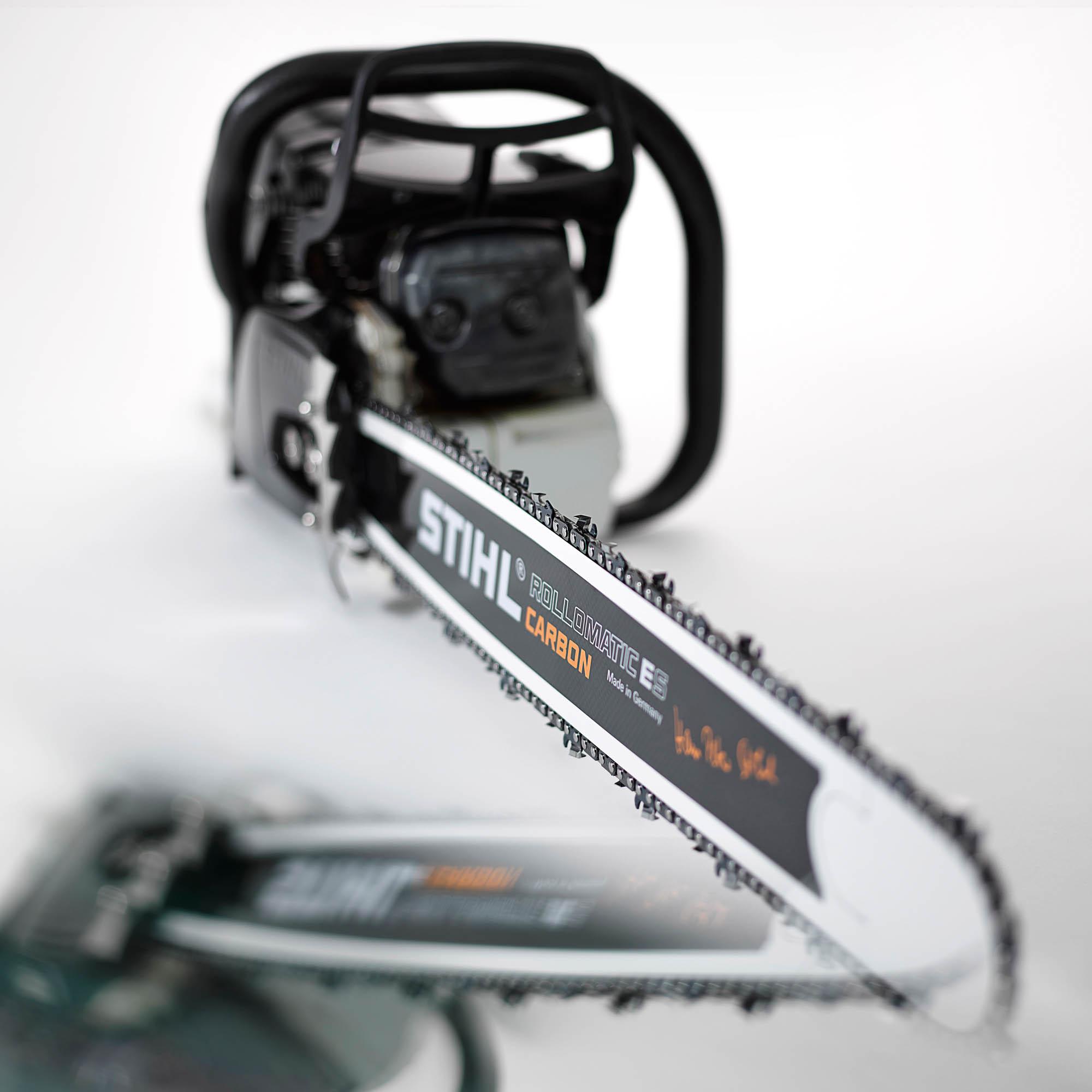 Carbon 3015 1 Kopie - Stihl: Dokumentation innovativer Produktentwicklungen