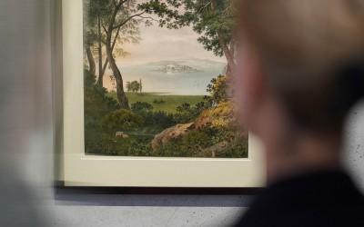Galerie Stihl Waiblingen: Ausstellung »Spiegel der Seele«