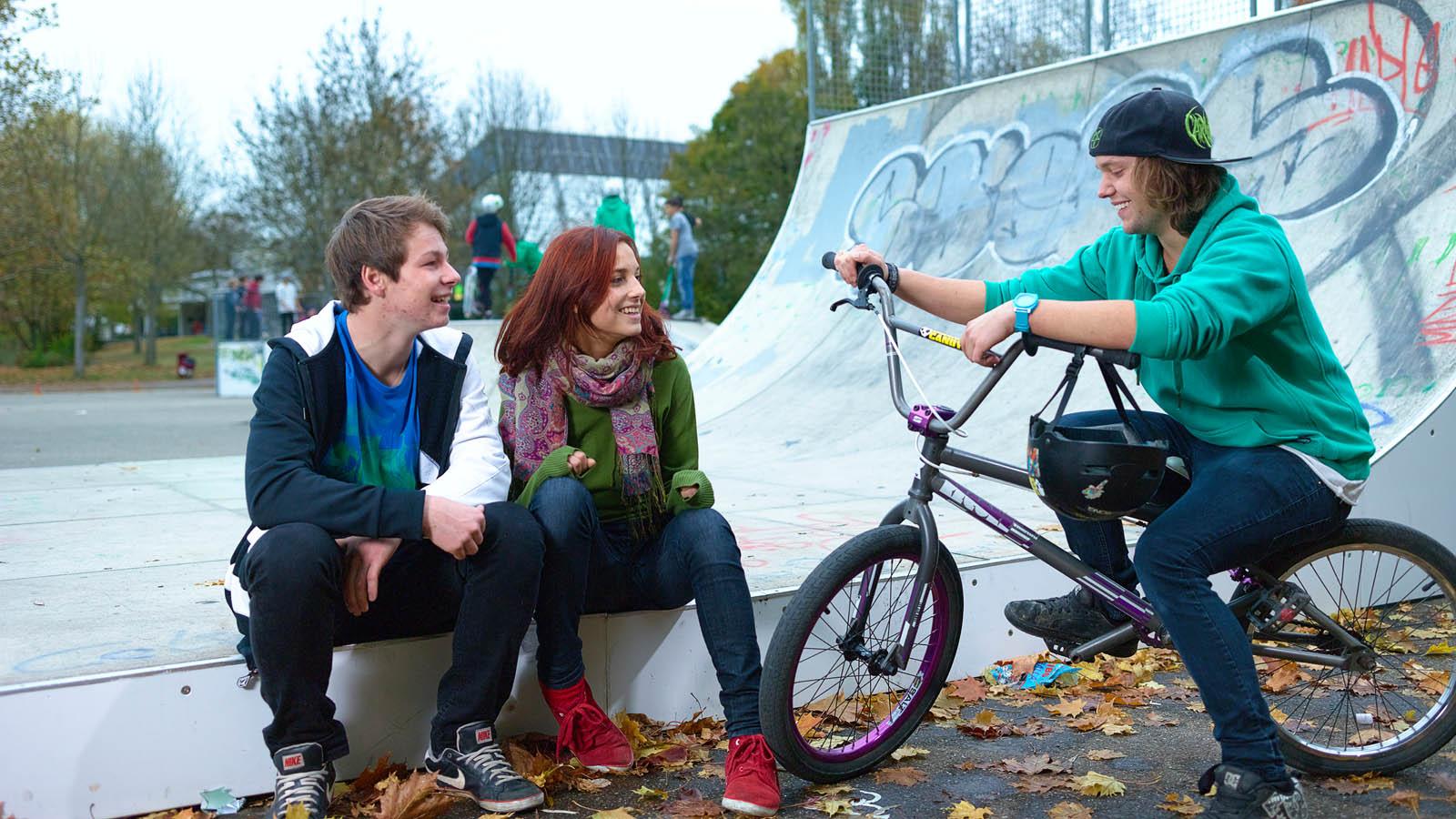 Jugend2 - Stadt Waiblingen: Junge Stadt in alten Mauern