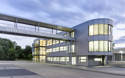 Firmengebäude: Leuchtende Beispiele heimischer Unternehmen