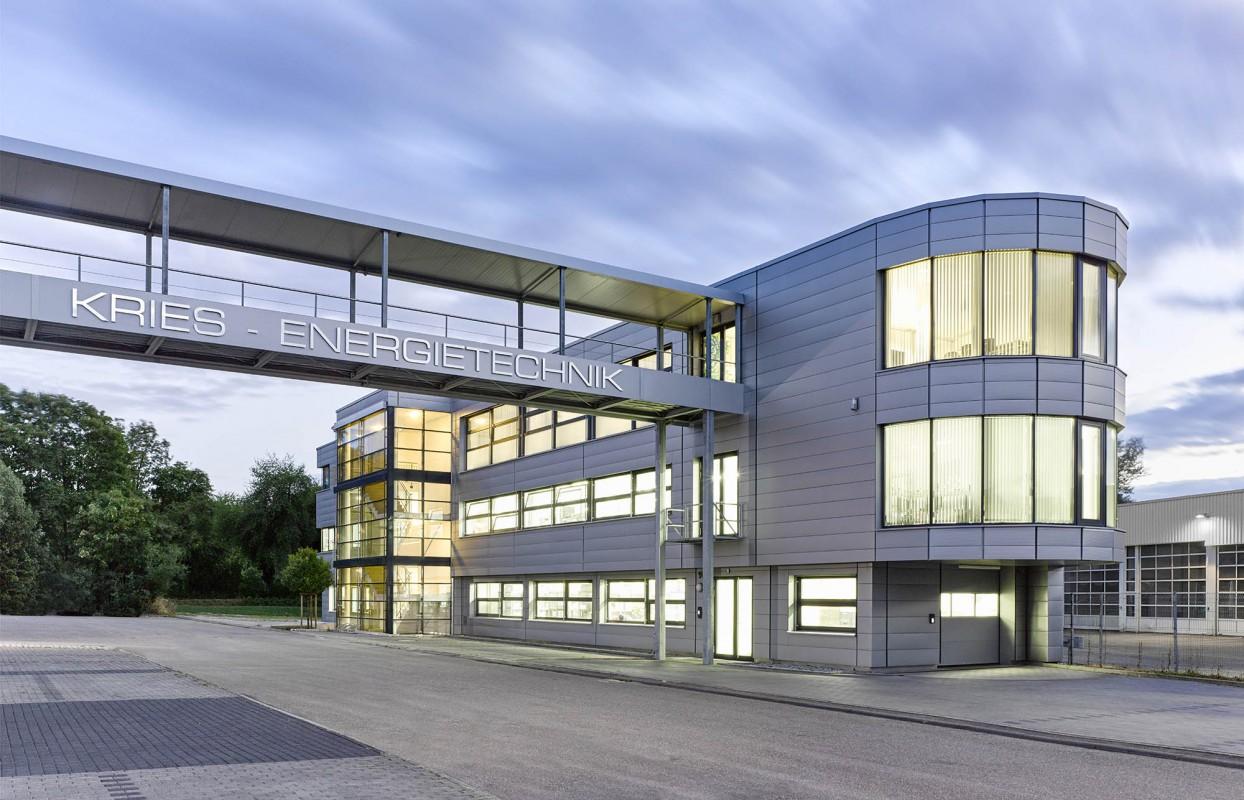 Kries Arch 00054 68 e1447589521979 - Firmengebäude: Leuchtende Beispiele heimischer Unternehmen