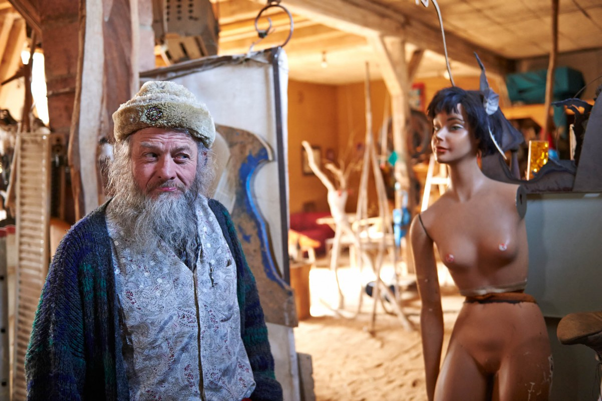 OPC 140313 0697 e1447589330680 - Rolf Langhans: Portrait eines Performance-Künstlers