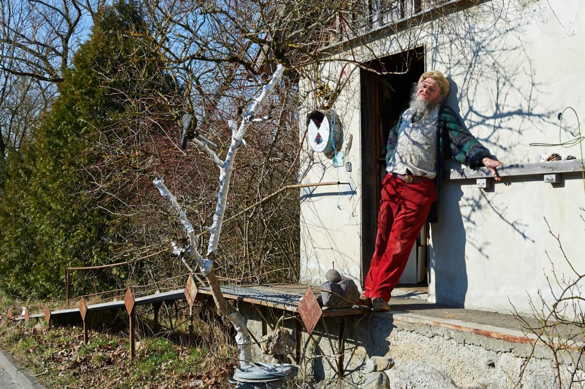 OPC 140313 0722 e1447589323620 - Rolf Langhans: Portrait eines Performance-Künstlers