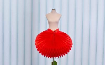 Galerie Stihl Waiblingen: Ausstellung »Papier Fashion«