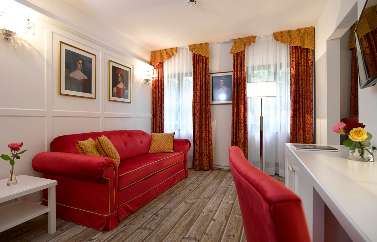 Woernbrunn Zi10 00021 1 - Forsthaus Wörnbrunn: Hotelzimmer voller Gastfreundschaft