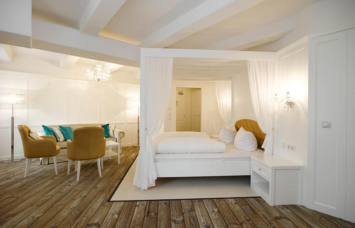 Woernbrunn Zi20 00013 1 - Forsthaus Wörnbrunn: Hotelzimmer voller Gastfreundschaft