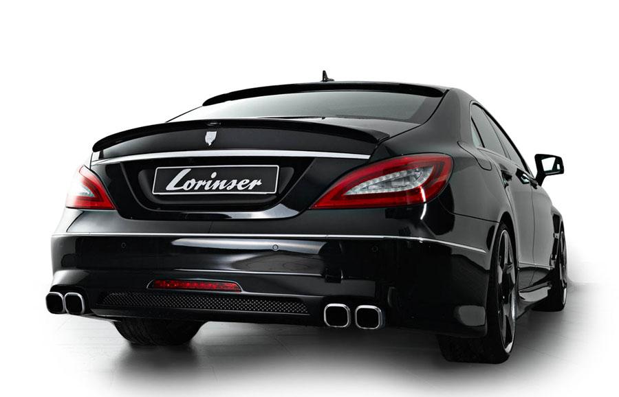 CLS Carbon 00006 4 - Sportservice Lorinser: Veredelte Mercedes-Modelle im Fotostudio