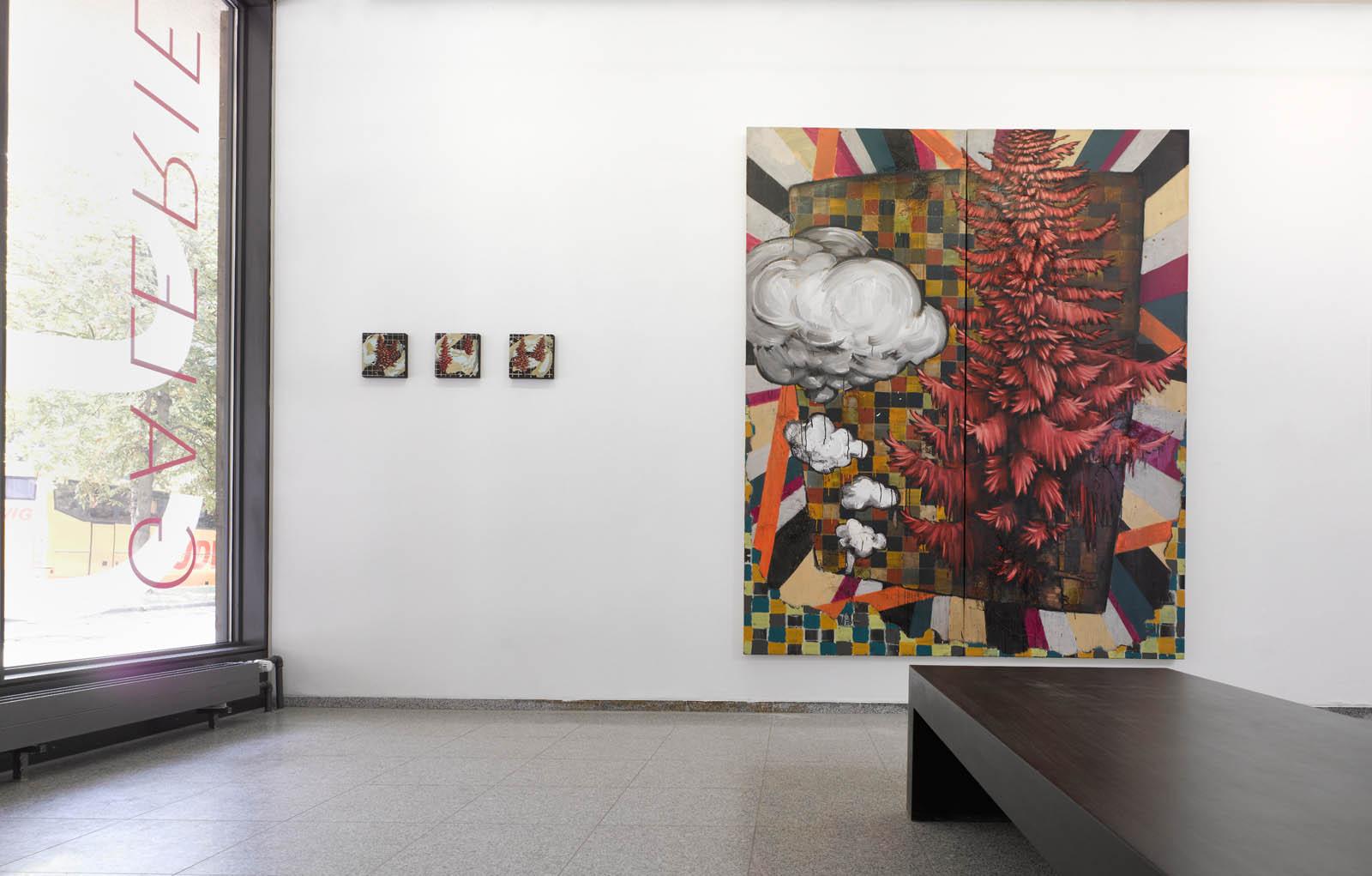 Timo Ausstellung 000141 - Timo Meyer: ein Künstler und seine Kunst