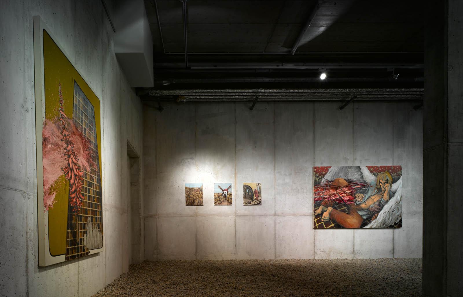 Timo Ausstellung 00049 - Timo Meyer: ein Künstler und seine Kunst