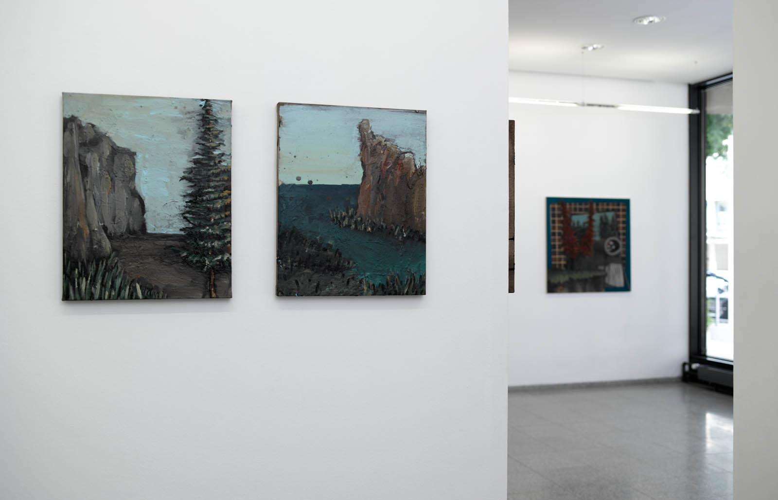 Timo Ausstellung 00110 - Timo Meyer: ein Künstler und seine Kunst