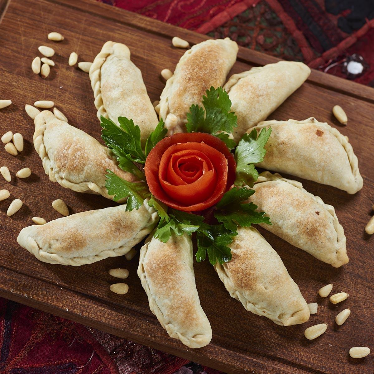 OPC 151005 0162 - Fadi Alauwad: Food-Aufnahmen für ein syrisches Kochbuch