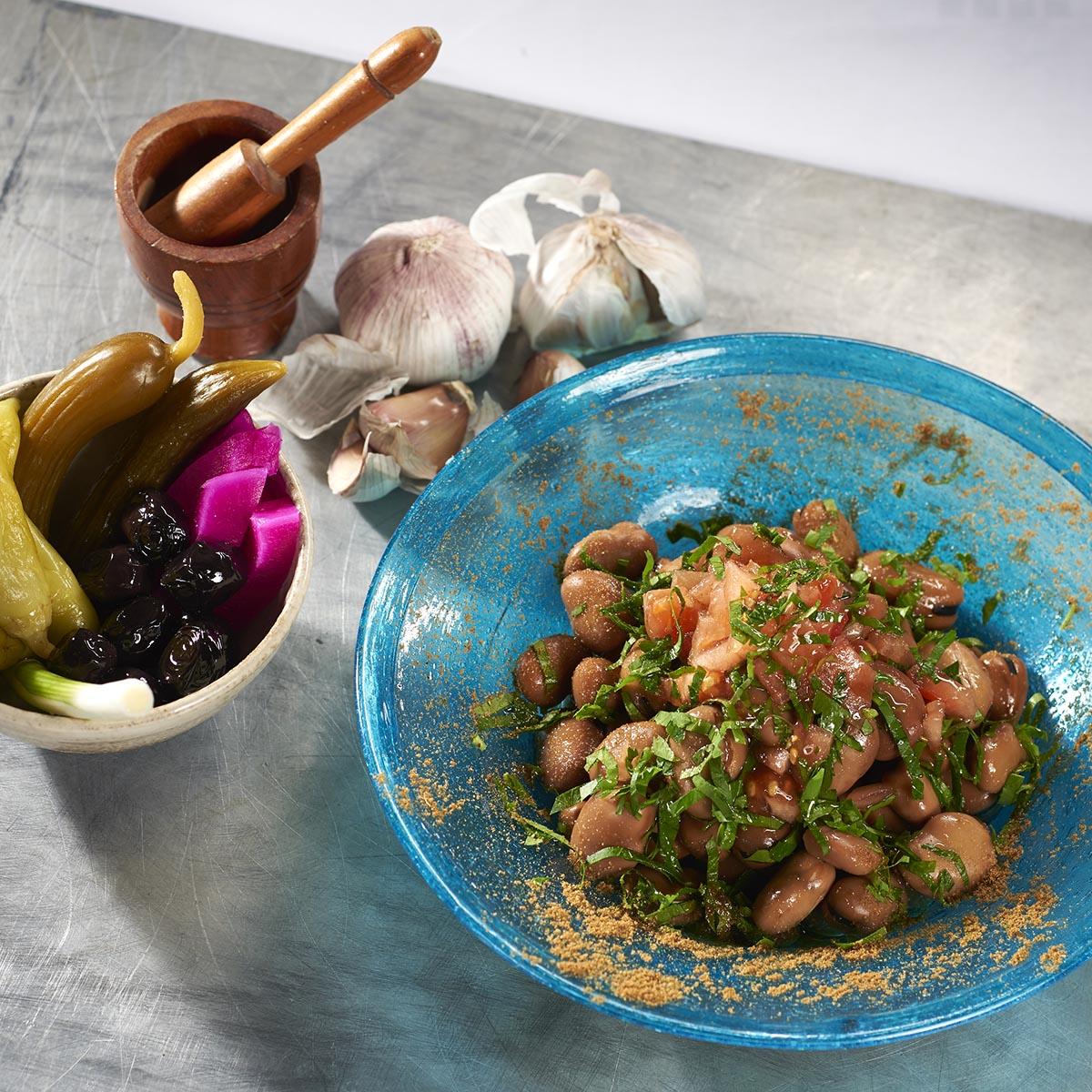 OPC 151005 0234 - Fadi Alauwad: Food-Aufnahmen für ein syrisches Kochbuch