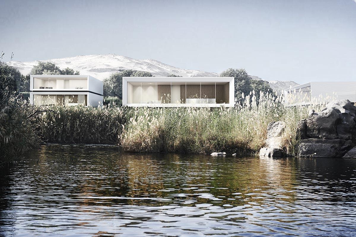 Aktivhaus Sobek 1 - aktivhaus: Location-Fotografie für die Zukunft des Wohnens