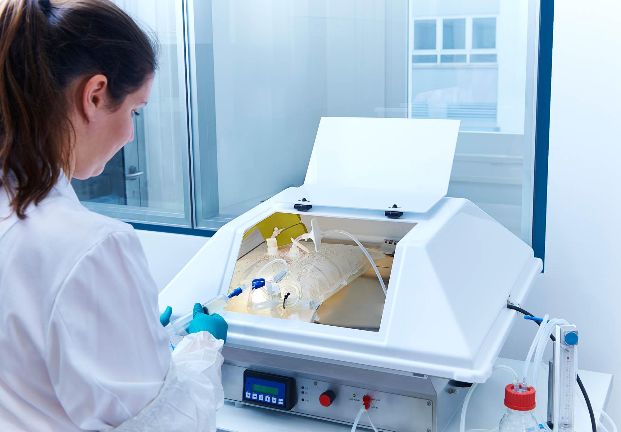 Rentschler 0874 - Rentschler Biotechnologie: Bilder für die Unternehmenskommunikation