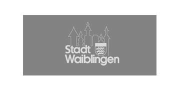 stadt waiblingen logo - Peter Oppenländer Fotodesign