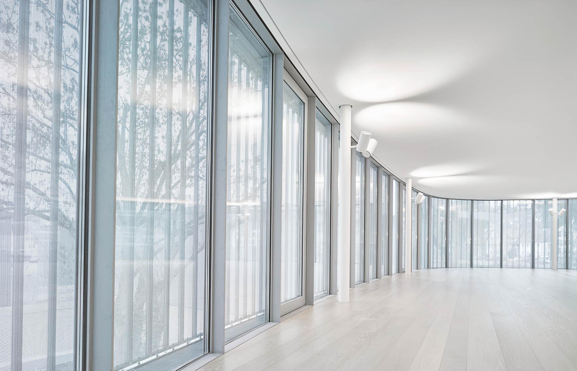 OPC 151129 0036 1 - Eva Mayr-Stihl Stiftung: Fotografie des neuen Verwaltungsgebäudes