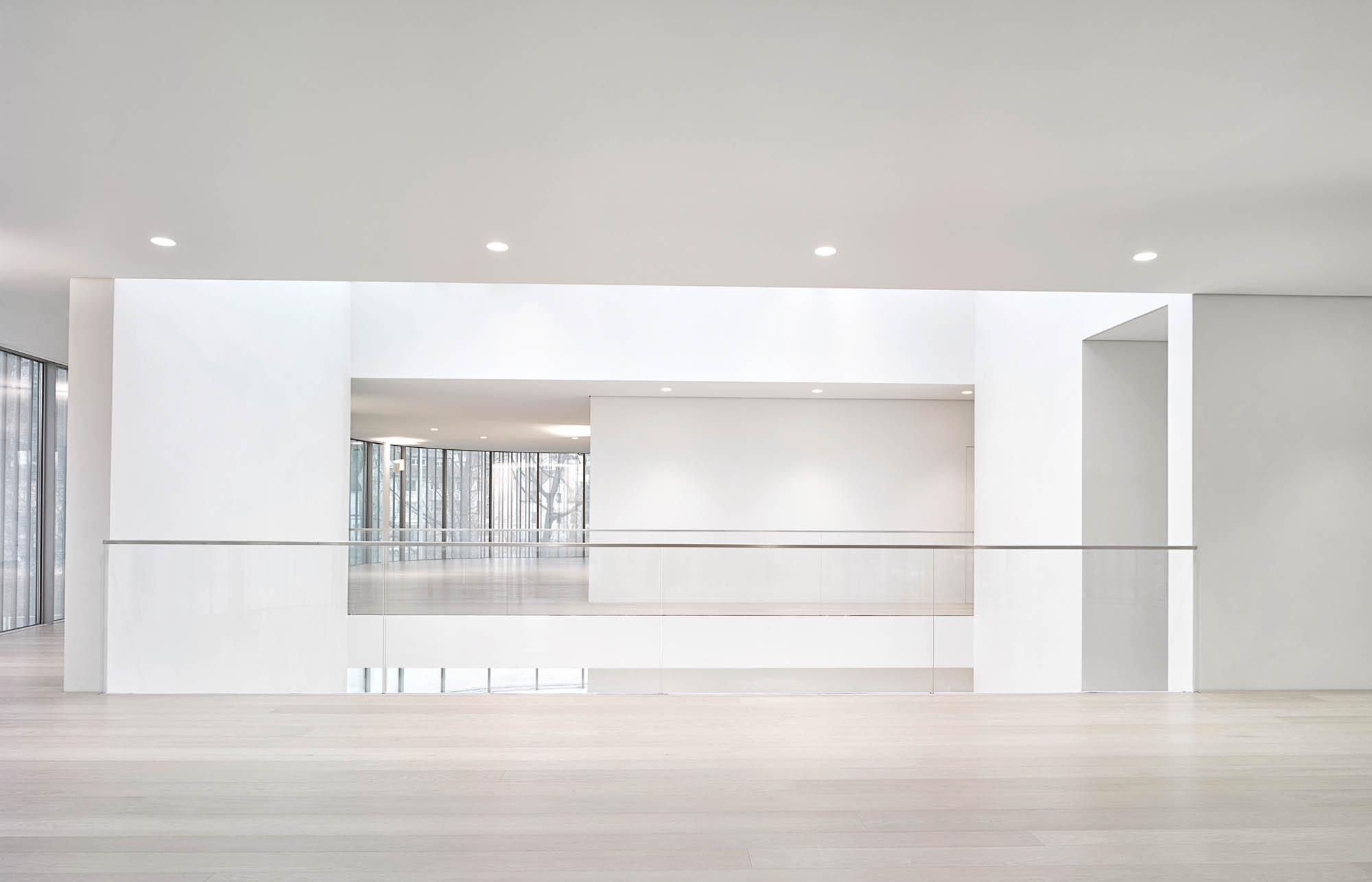 OPC 151129 0063 1 - Eva Mayr-Stihl Stiftung: Fotografie des neuen Verwaltungsgebäudes