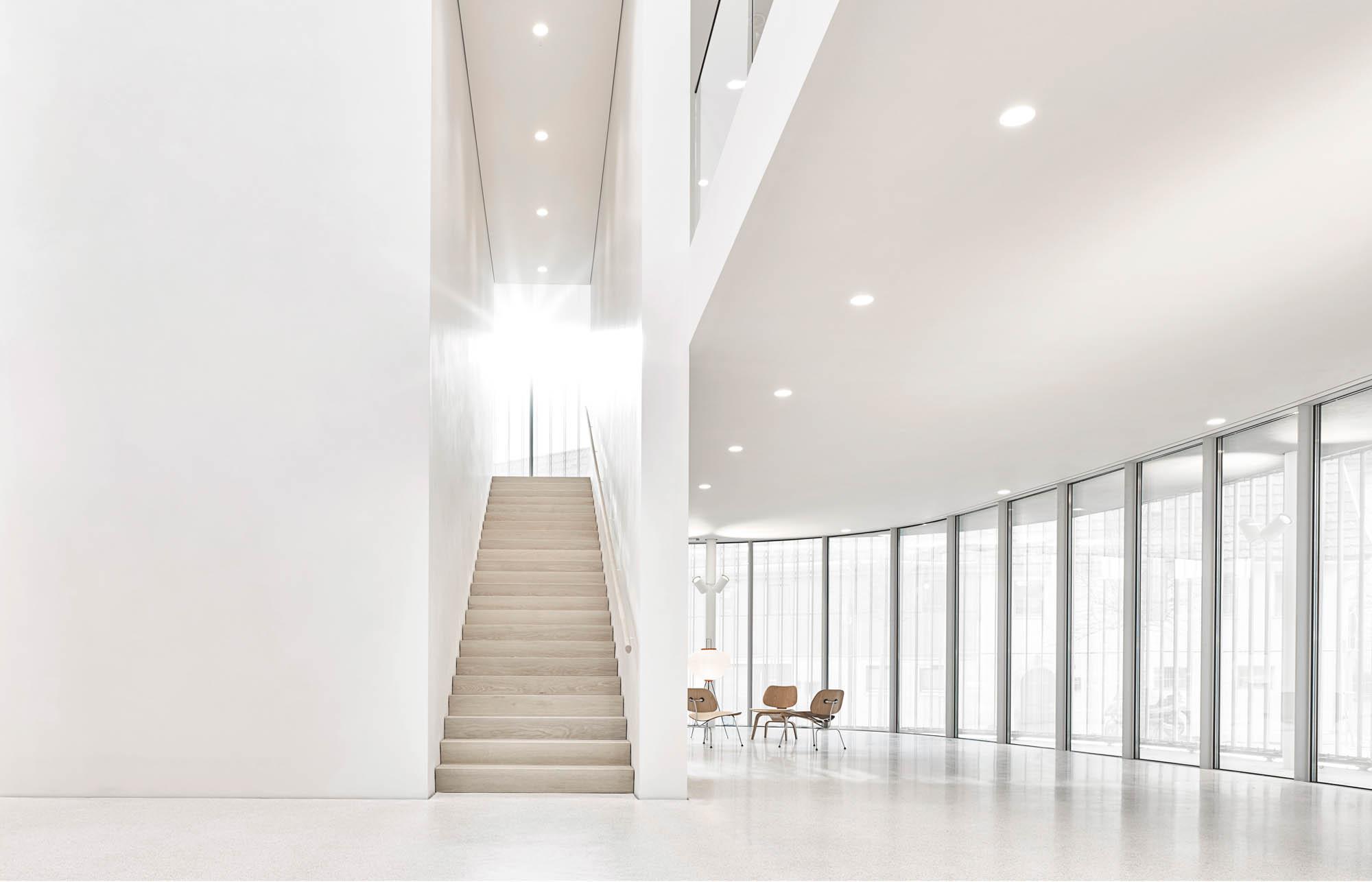 OPC 151212 0152U 3 - Eva Mayr-Stihl Stiftung: Fotografie des neuen Verwaltungsgebäudes