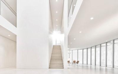 Eva Mayr-Stihl Stiftung: Fotografie des neuen Verwaltungsgebäudes