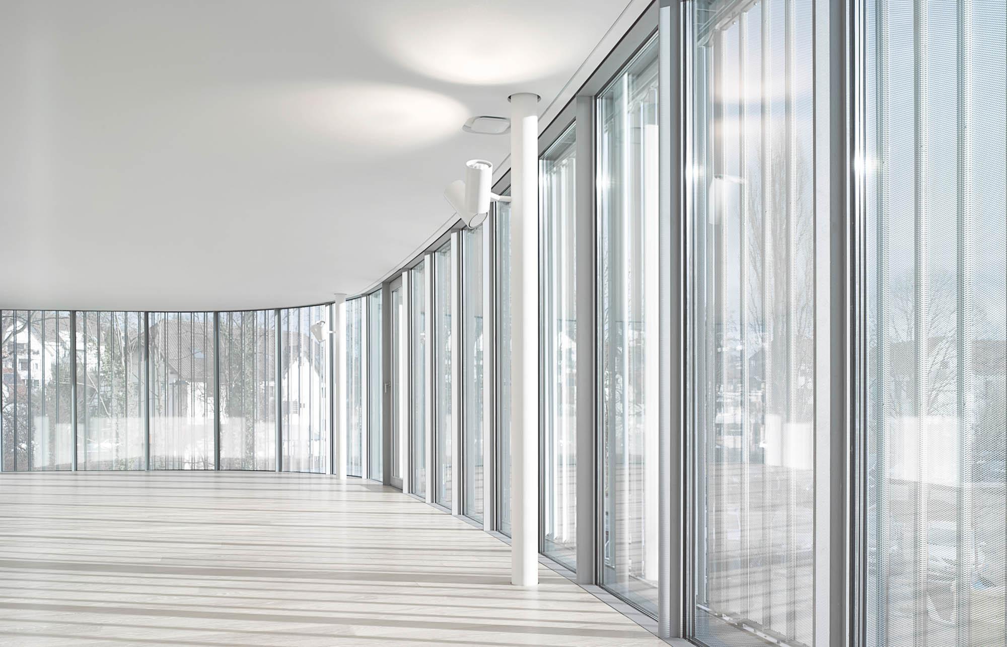 OPC 151212 0225 0 - Eva Mayr-Stihl Stiftung: Fotografie des neuen Verwaltungsgebäudes
