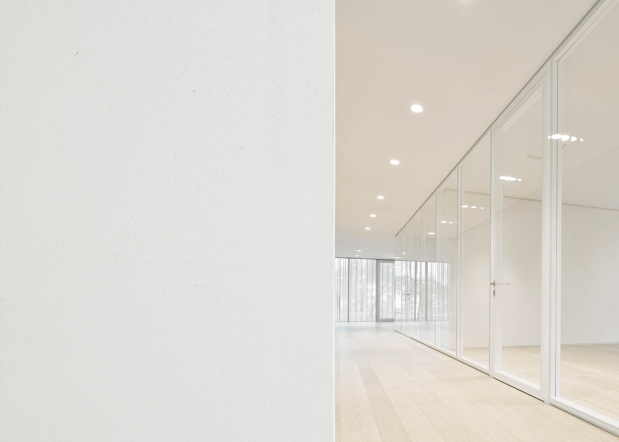 OPC 151212 0242 2 - Eva Mayr-Stihl Stiftung: Fotografie des neuen Verwaltungsgebäudes