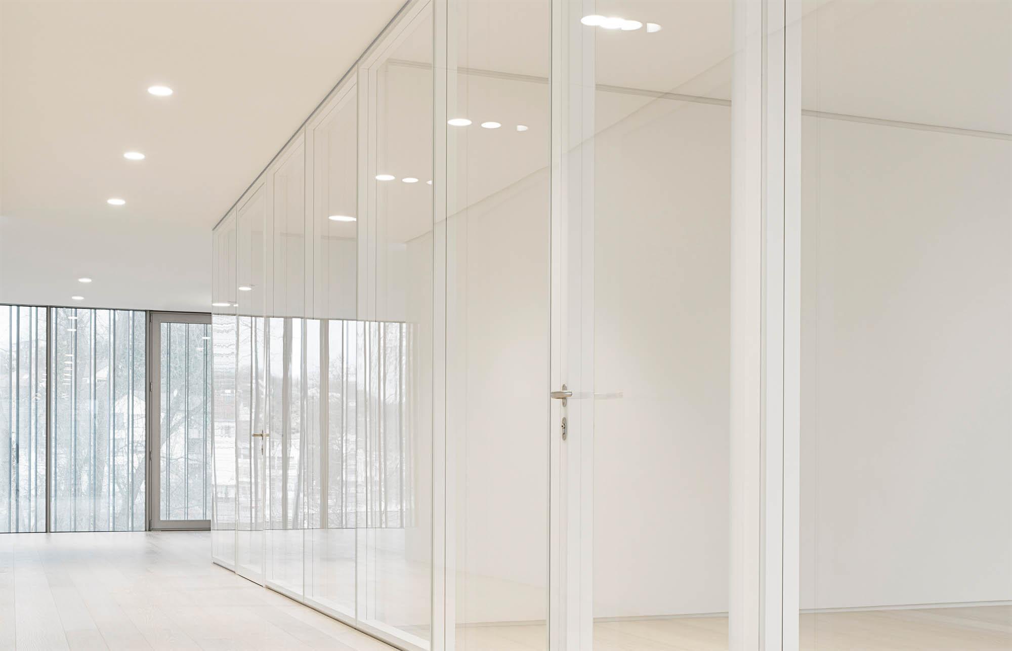 OPC 151212 0243U 1 - Eva Mayr-Stihl Stiftung: Fotografie des neuen Verwaltungsgebäudes