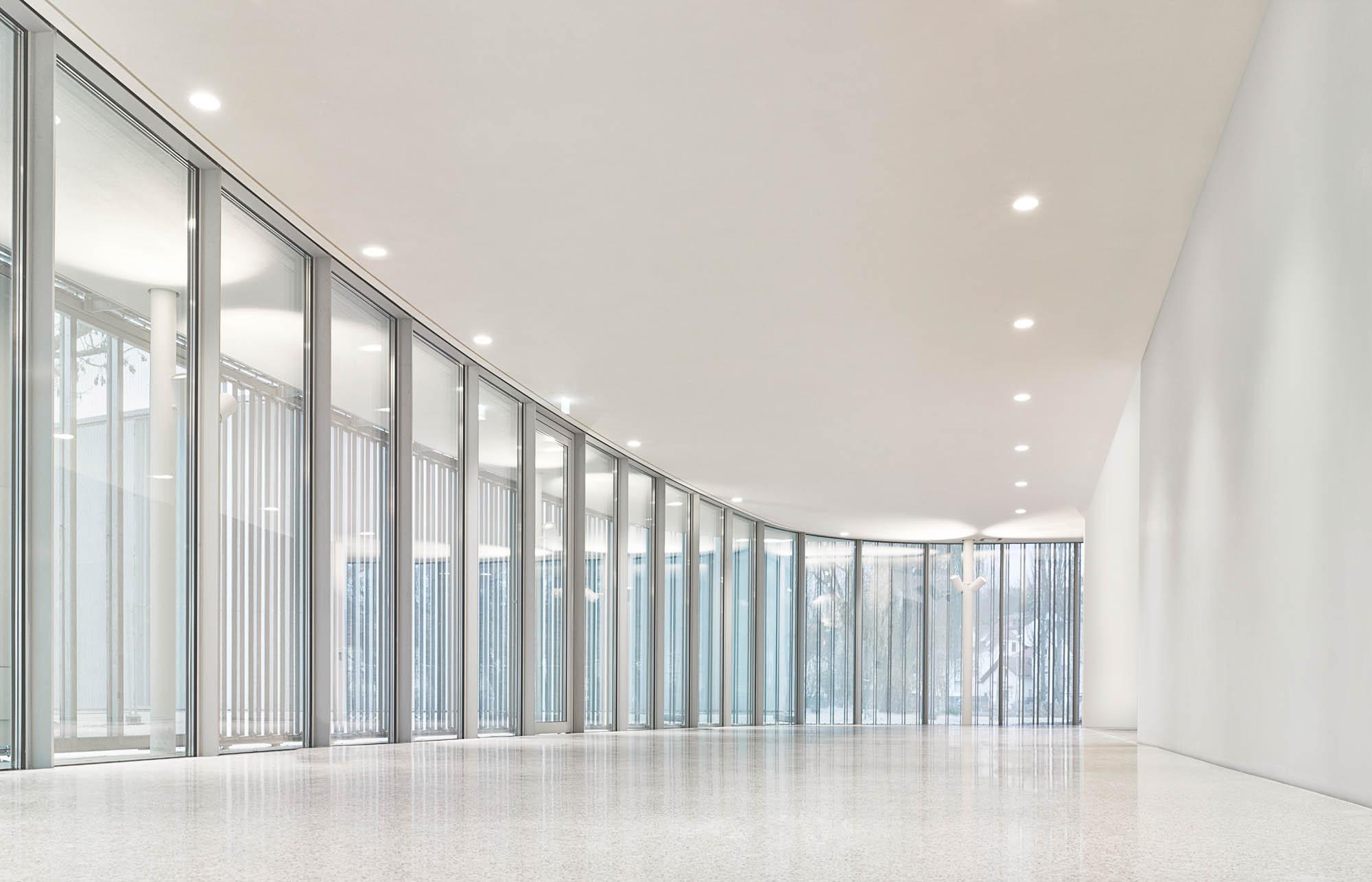 OPC 151213 0299 1 - Eva Mayr-Stihl Stiftung: Fotografie des neuen Verwaltungsgebäudes