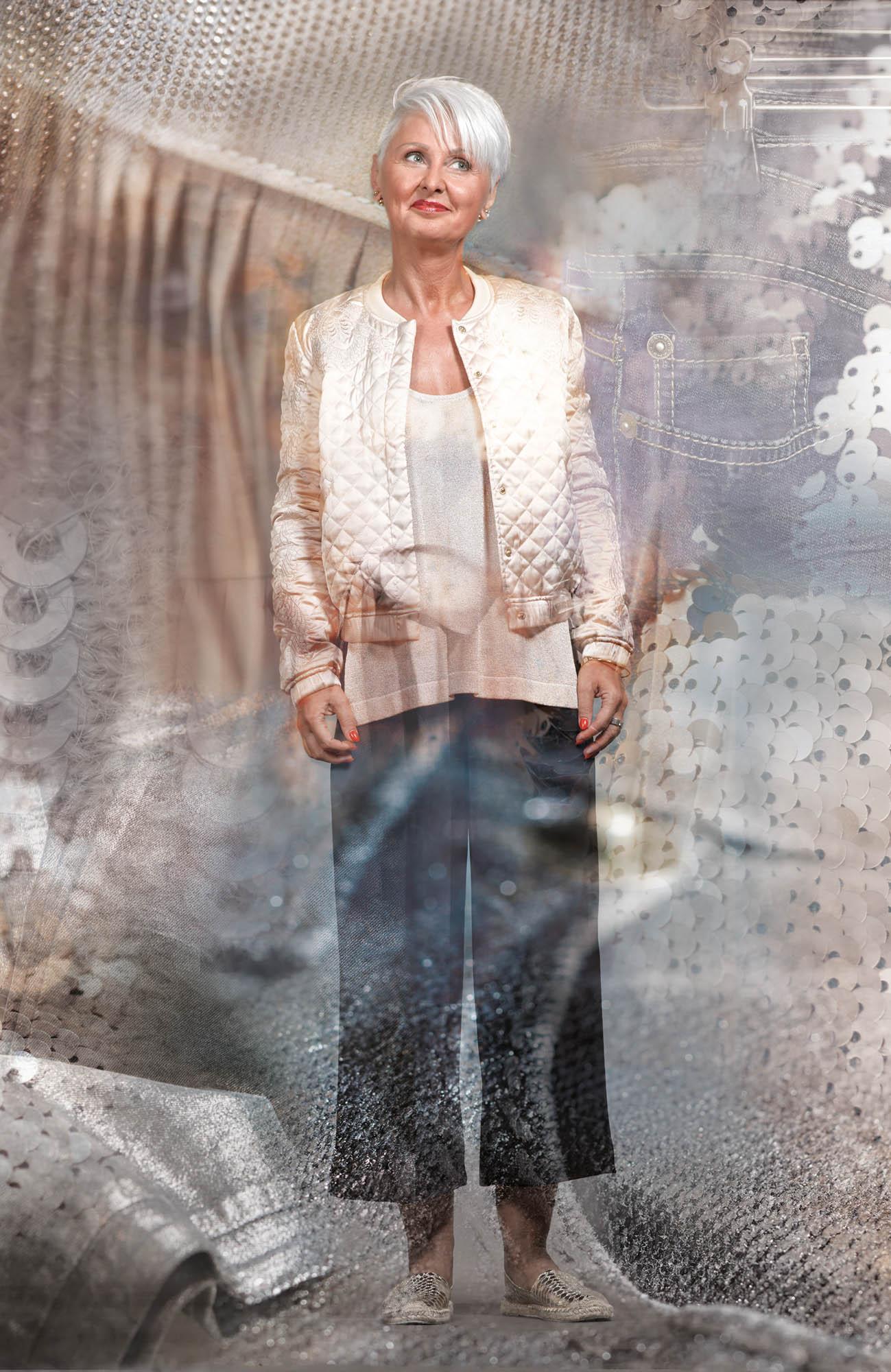 Oberpaur 6 - Modehaus Oberpaur: Mitarbeiterkampagne »Menschen die anziehen«