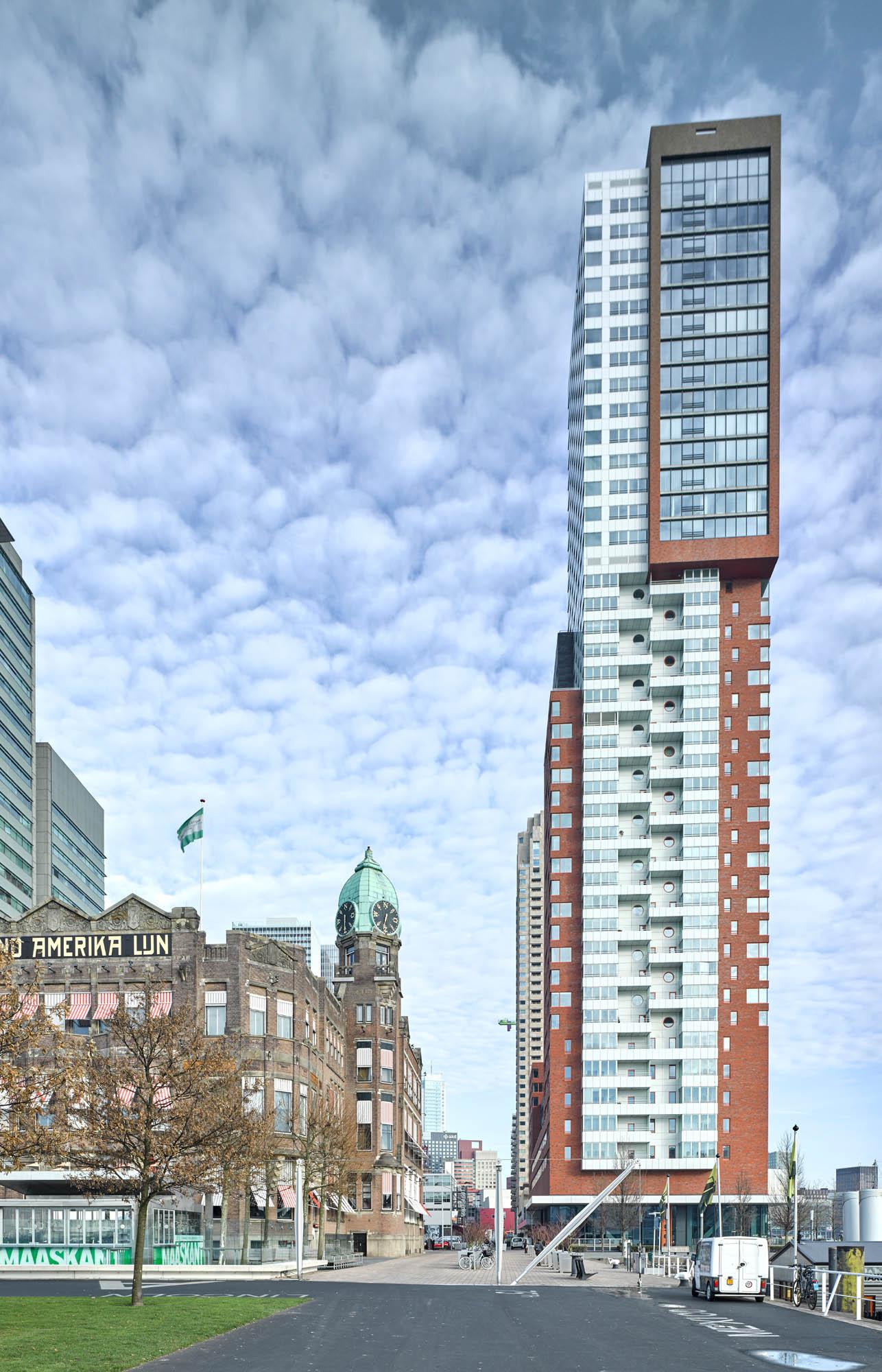 Opp 004768 - Rotterdam: Spielwiese verrückter Architektur von Weltruf