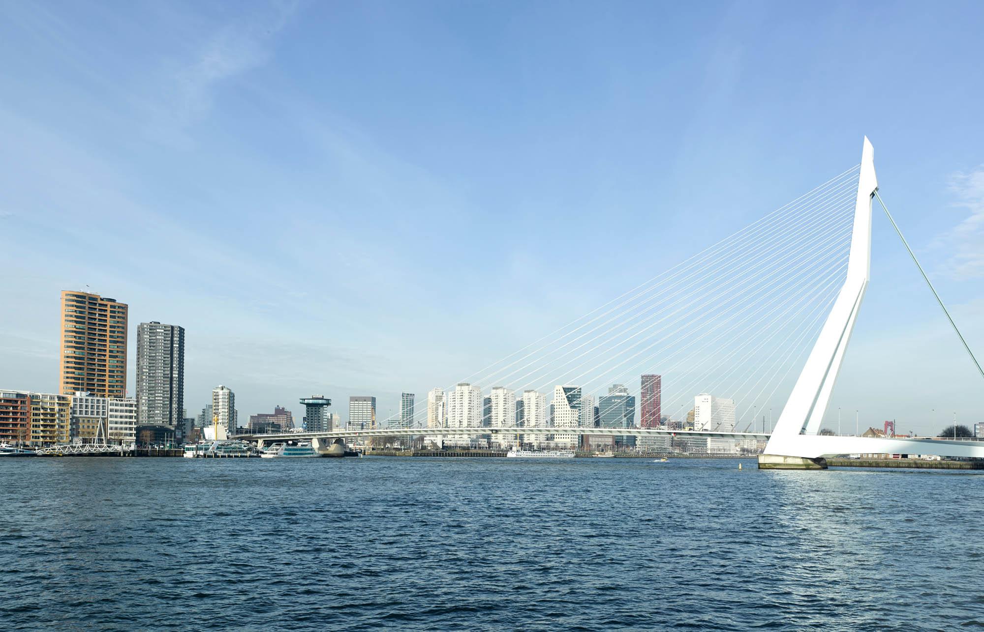 Opp 004793 - Rotterdam: Spielwiese verrückter Architektur von Weltruf
