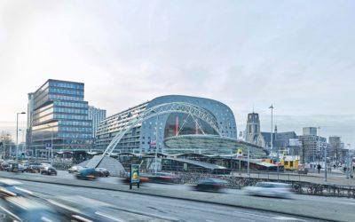 Rotterdam: Spielwiese verrückter Architektur von Weltruf