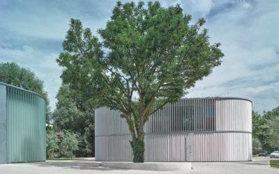 Galerie Stihl Waiblingen: Außenansichten aus sechs Perspektiven und vier Jahreszeiten