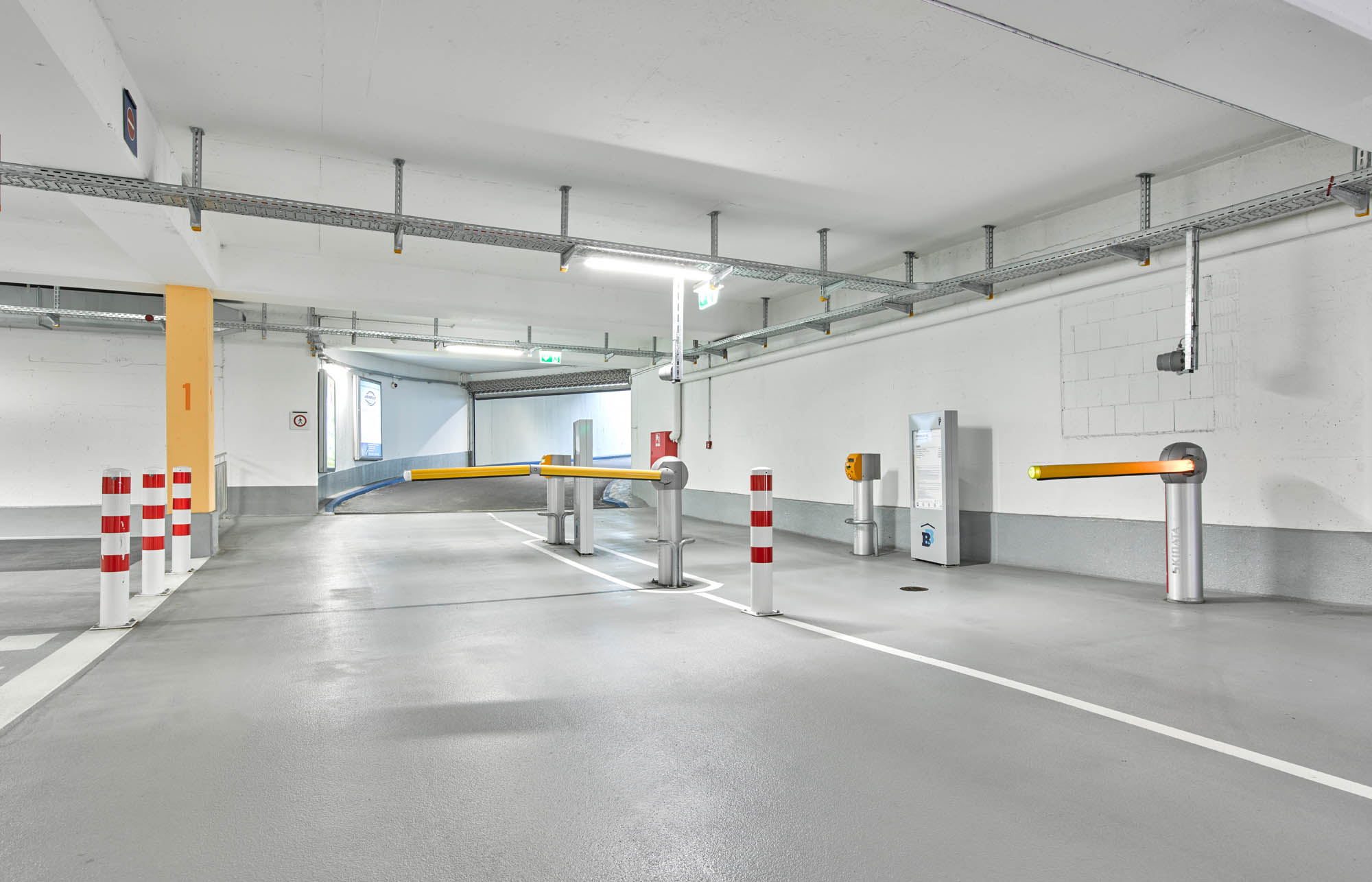 OPC 161218 10018 - Tiefgaragen Waiblingen und Heilbronn: Dokumentation erfolgreicher Sanierungen