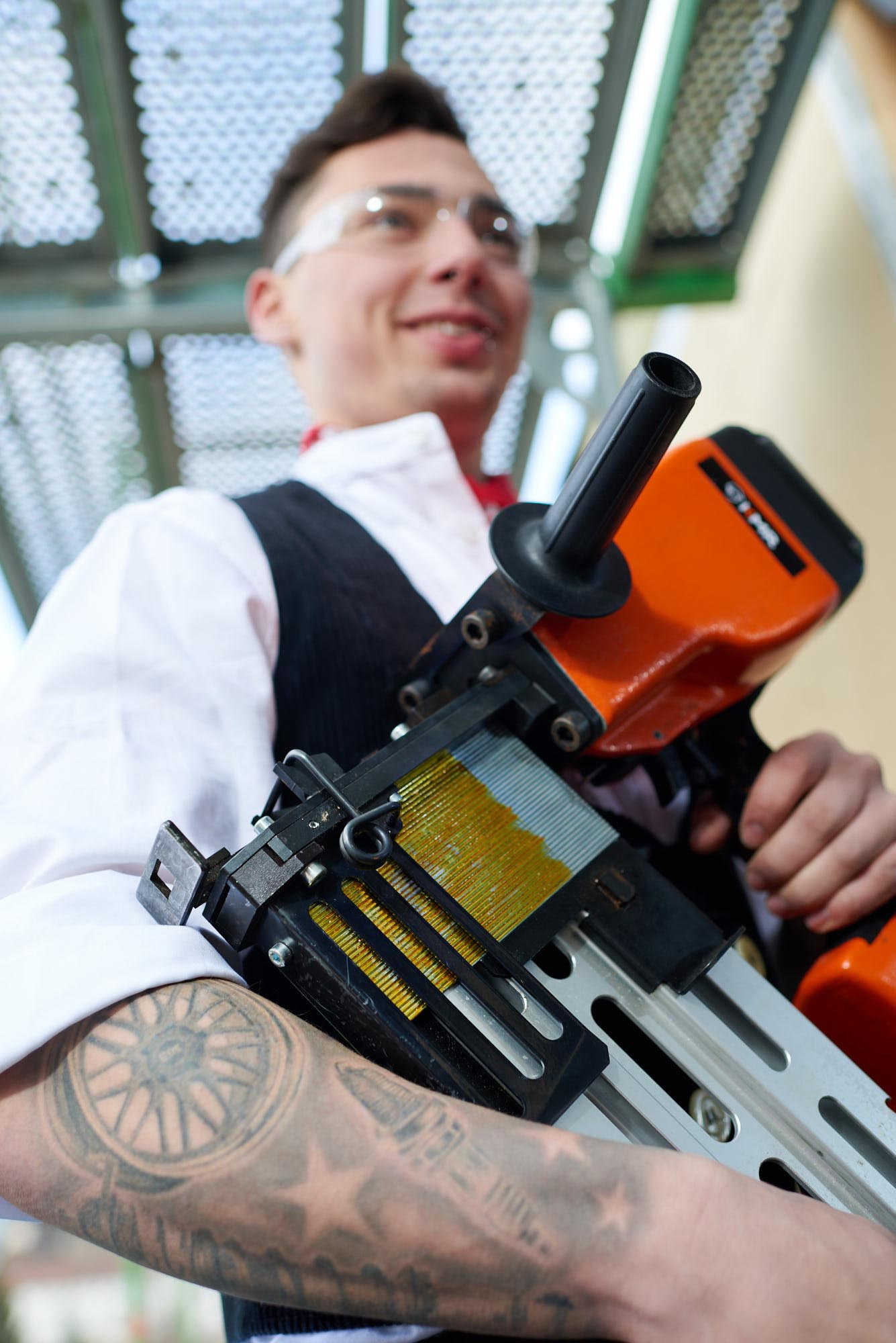 KMR 11295 - KMR Verbindungstechnik: Starke Geräte im Einsatz