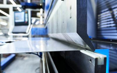 Jud Metallbearbeitung: Moderne Industriefotografie