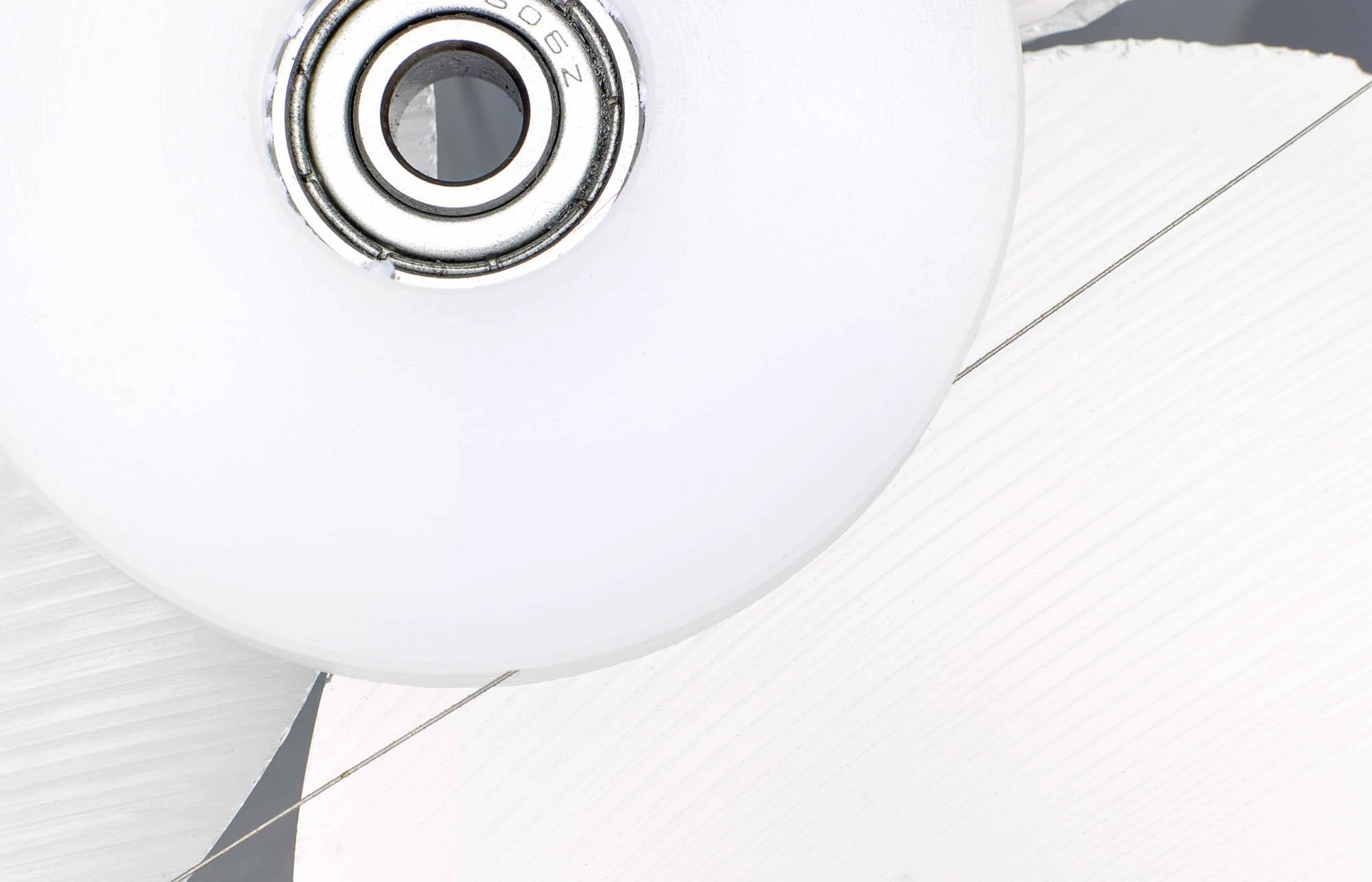 OPC 170103 0146 - Tenesso: Kunstvolle Inszenierung verschleißfester Laufrollen