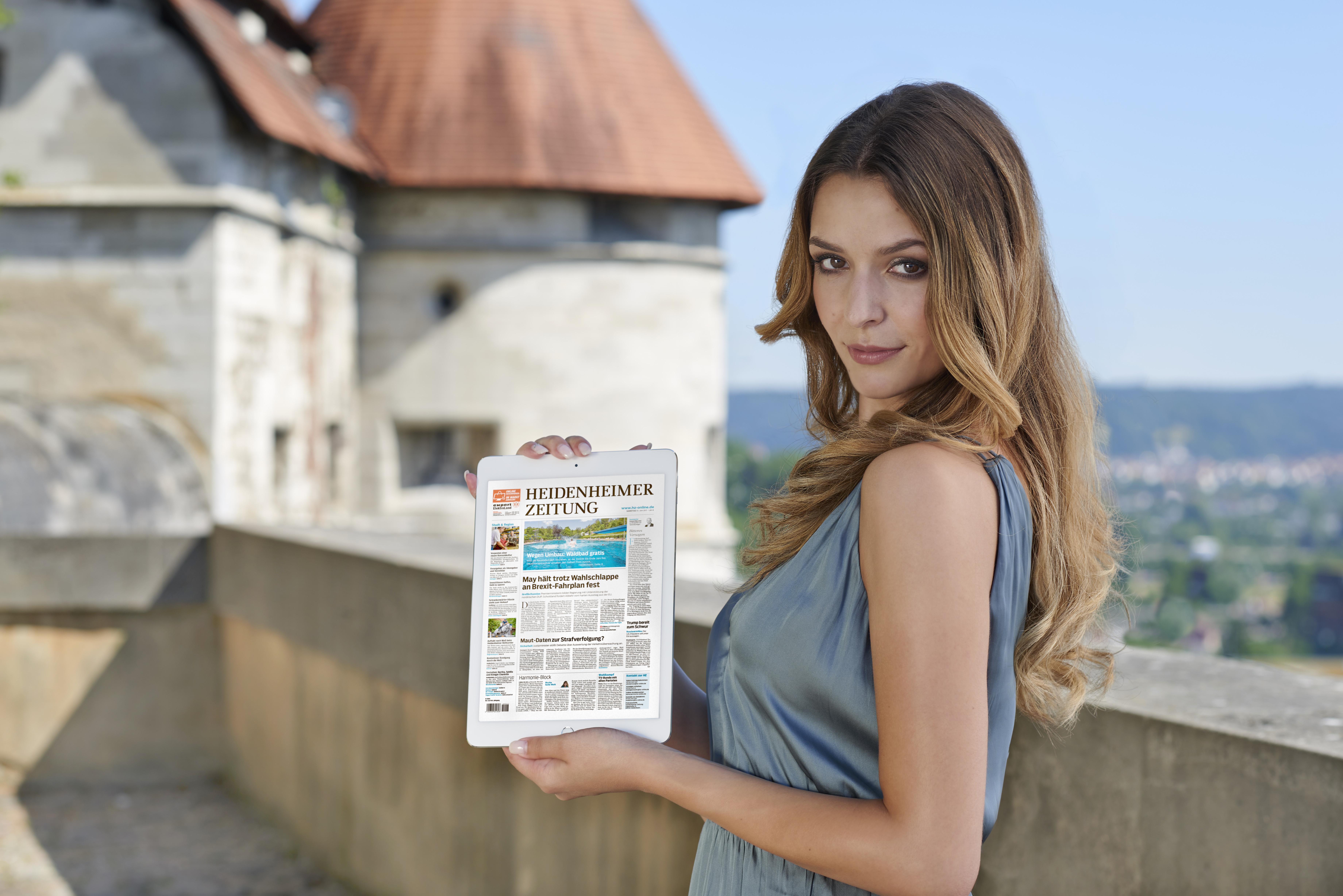 HZ Sommerverführung10071 Waldbad - Heidenheimer Zeitung