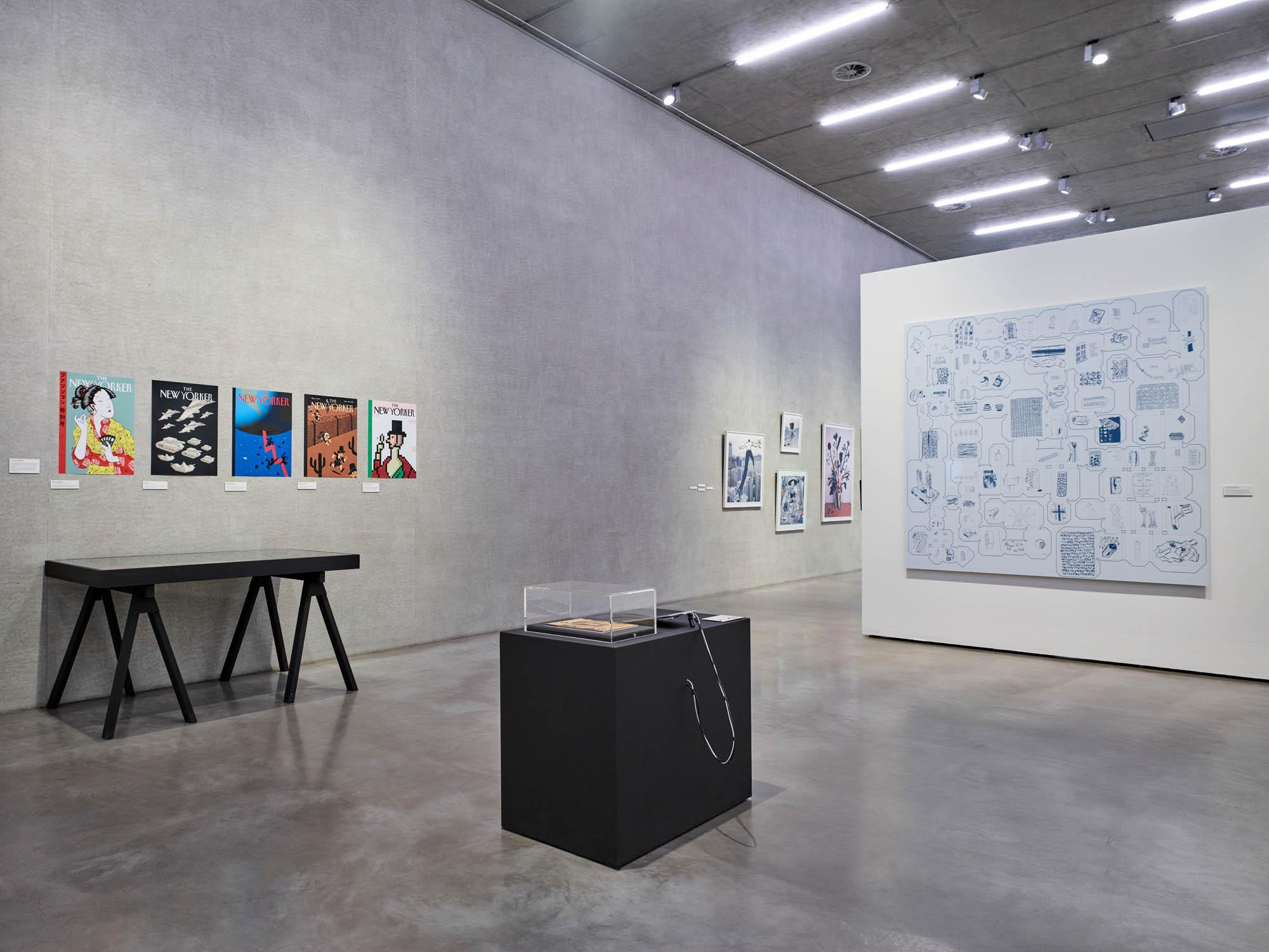 OPP170714  16582 - Galerie Stihl Waiblingen: Modern Times