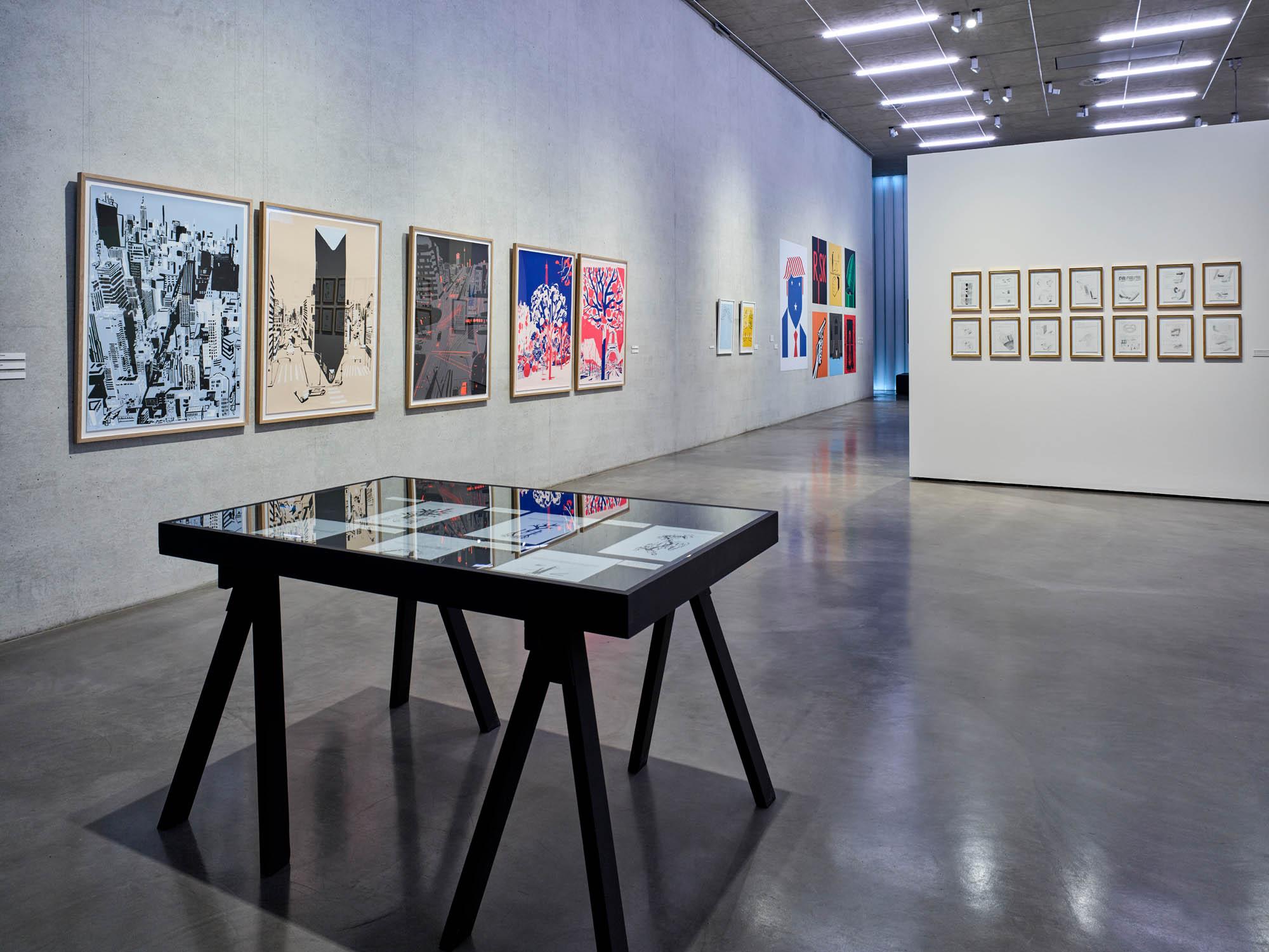 OPP170714  16650 - Galerie Stihl Waiblingen: Modern Times