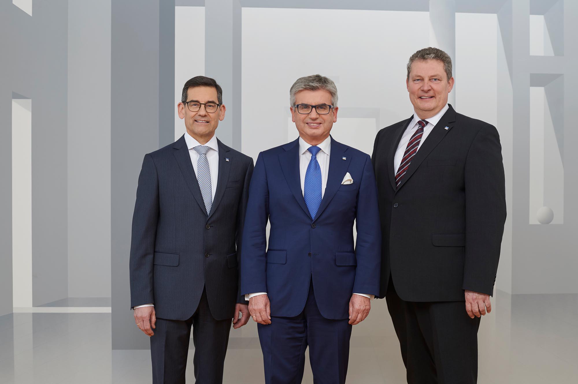OPP 170207 0561 - Volksbank Stuttgart: Aufsichtsrat und Vorstände