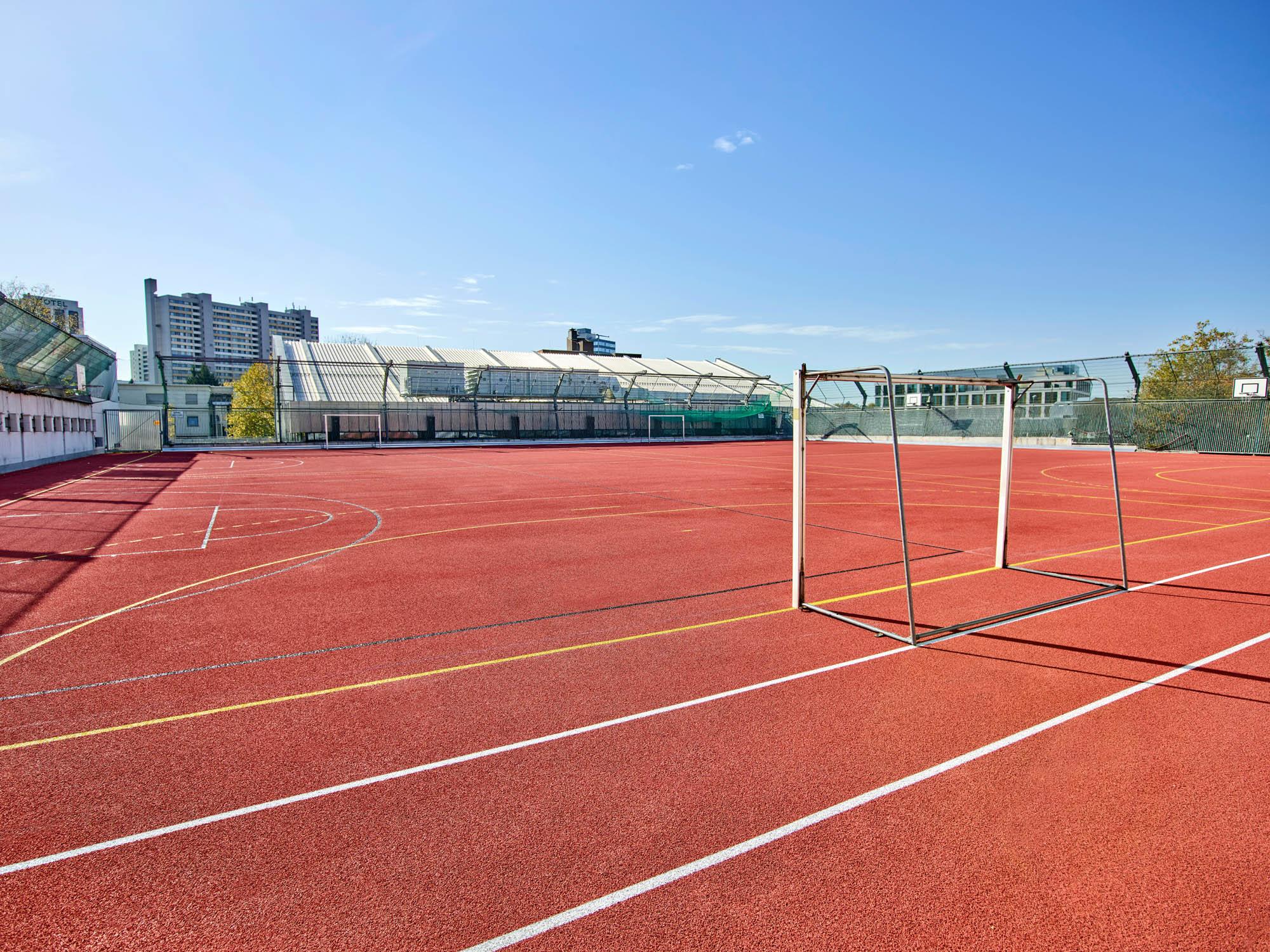 OPP 171019 0151 - Zimbelmann - Ingenieurbüro für Instandsetzung: Sportplatz