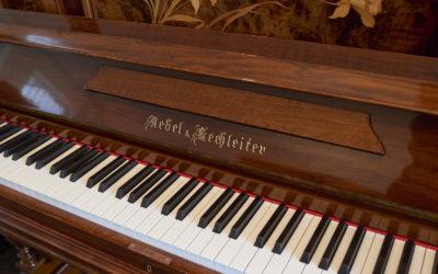 Schlecker Klavierbau: Handwerkskunst