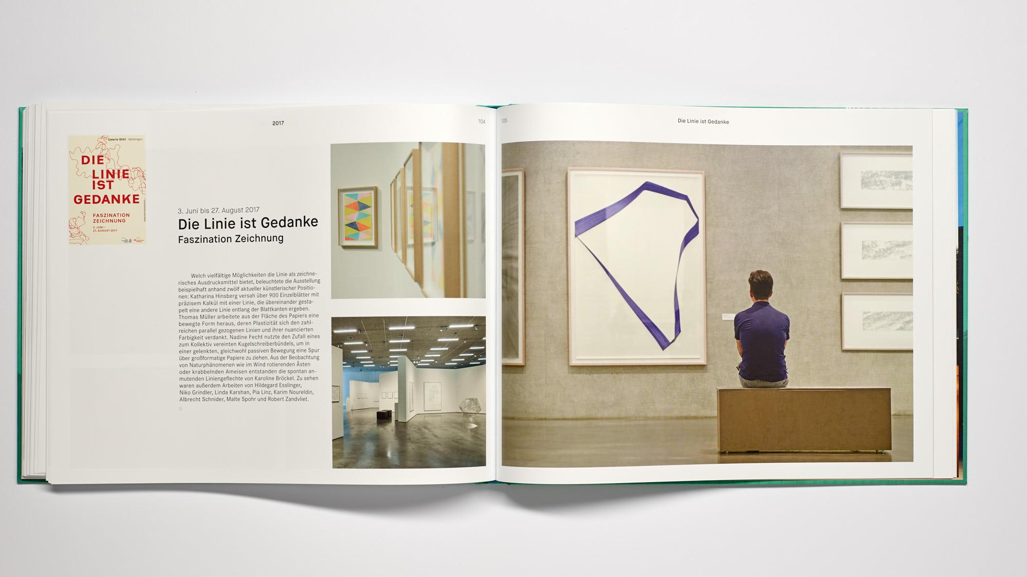 Stihl Galerie WN Linie - 10 Jahre Galerie Stihl Waiblingen