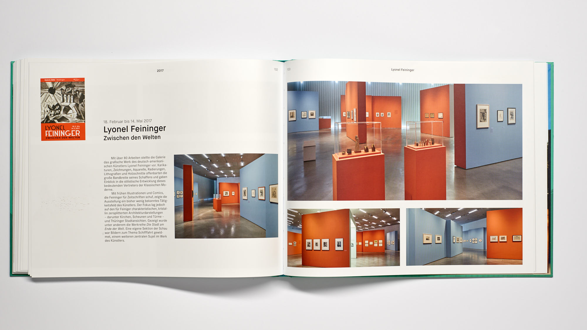 Stihl Galerie WN Feininger - 10 Jahre Galerie Stihl Waiblingen