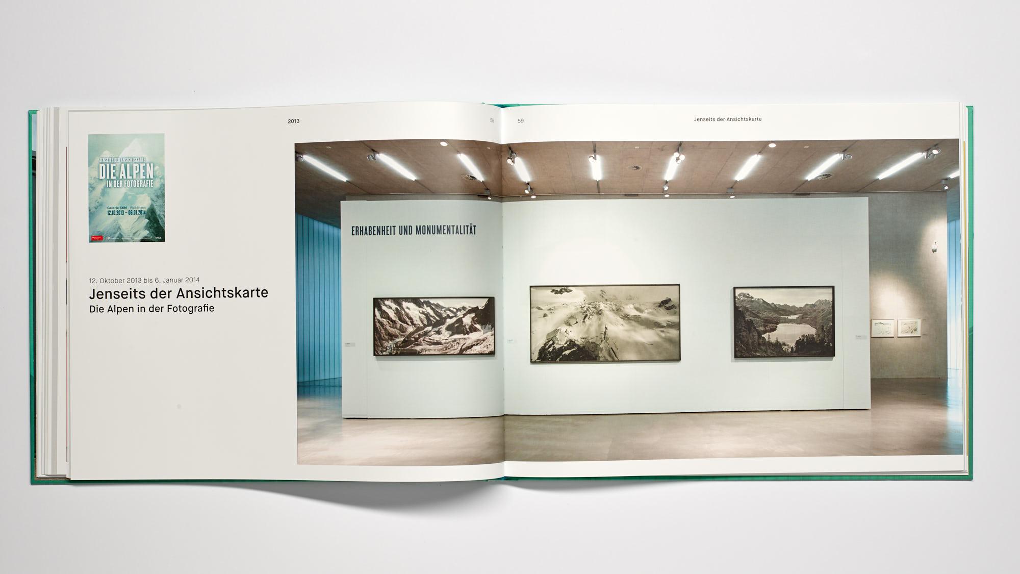 Stihl Galerie WN Fotografie Alpen - 10 Jahre Galerie Stihl Waiblingen