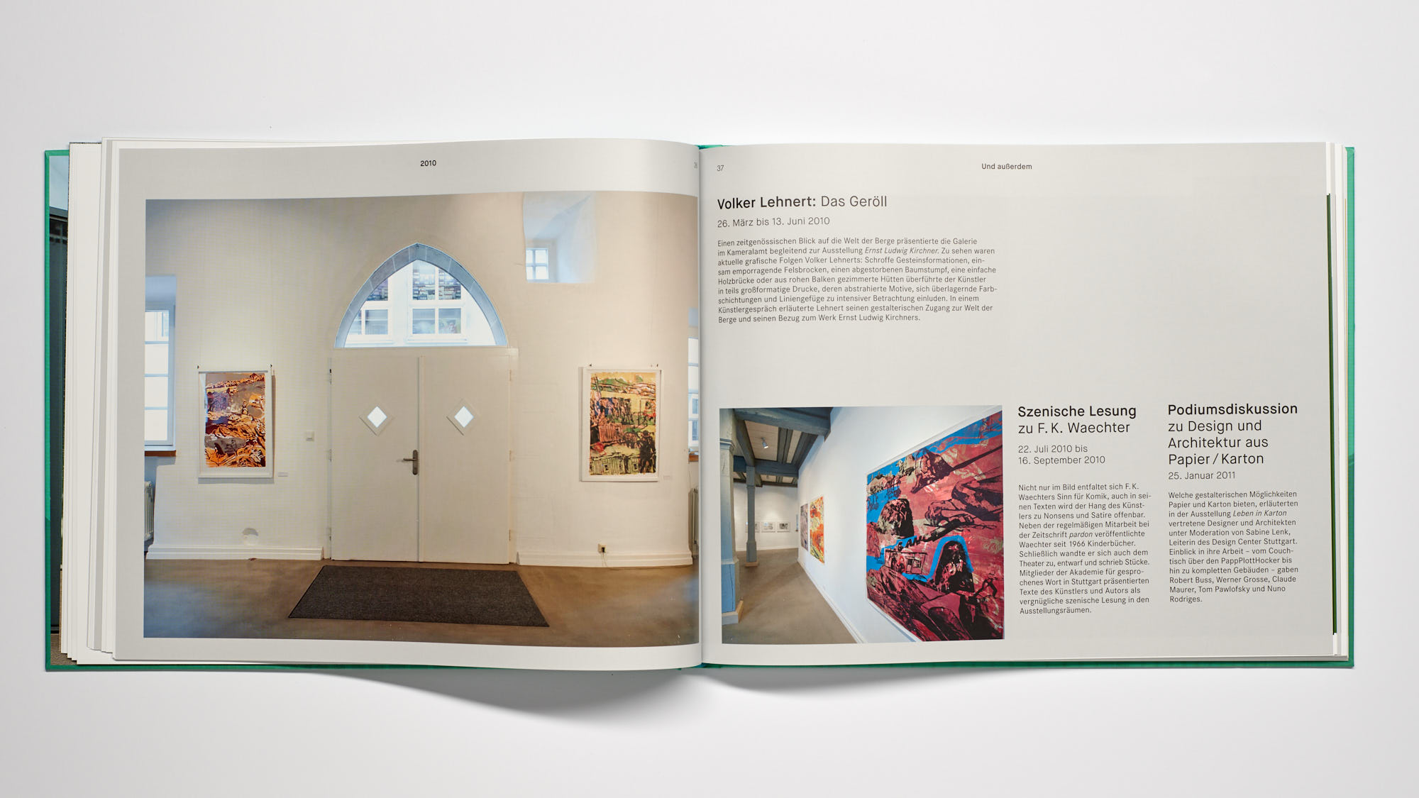 Stihl Galerie WN Kameralamt - 10 Jahre Galerie Stihl Waiblingen